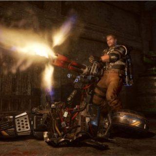 Gears of War 4 prologue gameplay