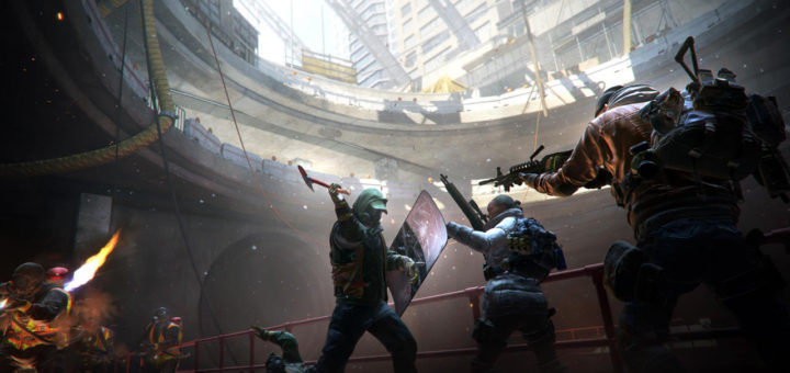 The Division's Update 1.4