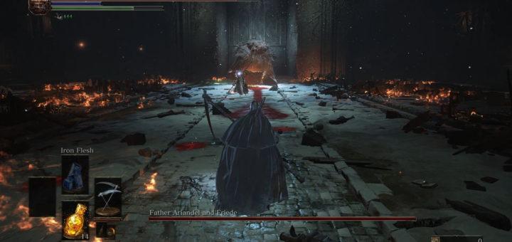 Sister Friede Boss Fight