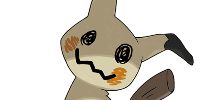 catch Mimikyu