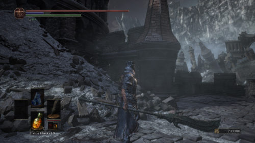 The Ringed City Weapons List