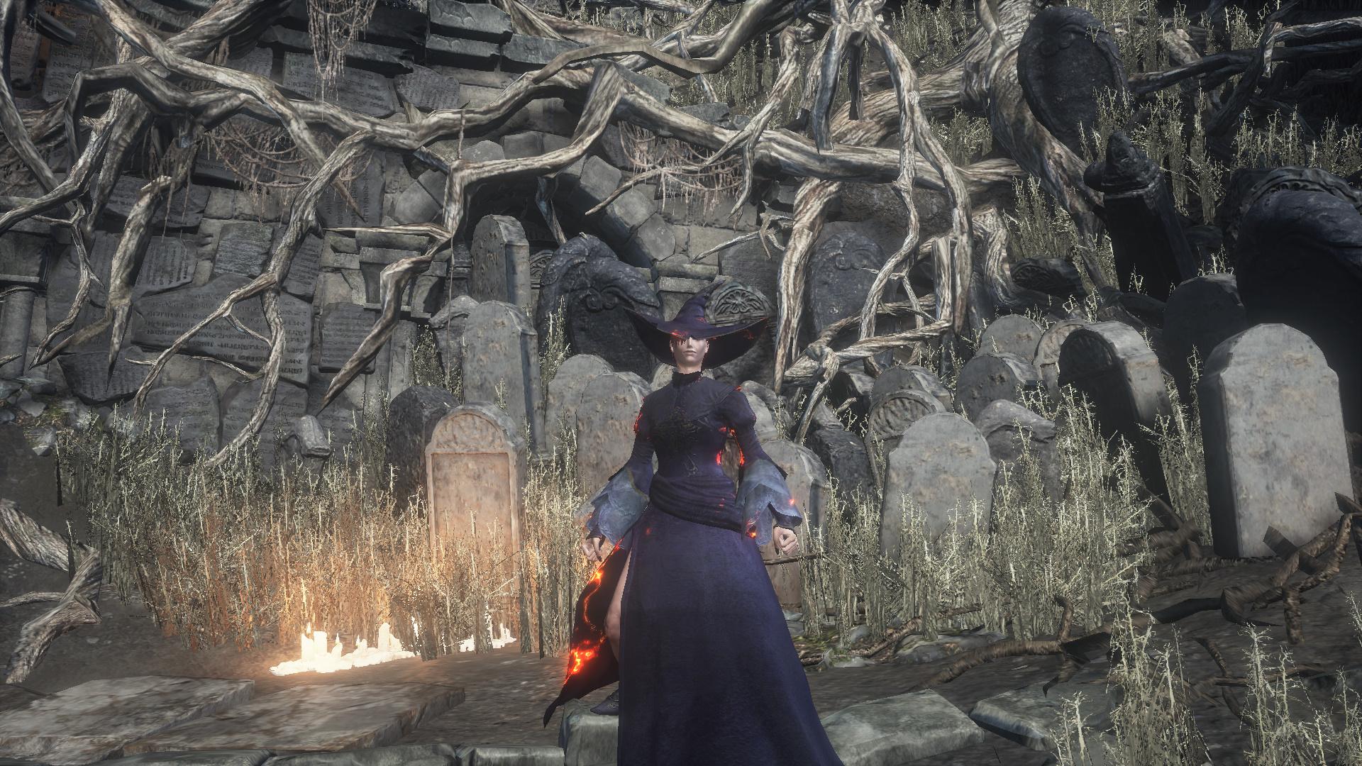 Dark Souls 3 The Ringed City Armor List
