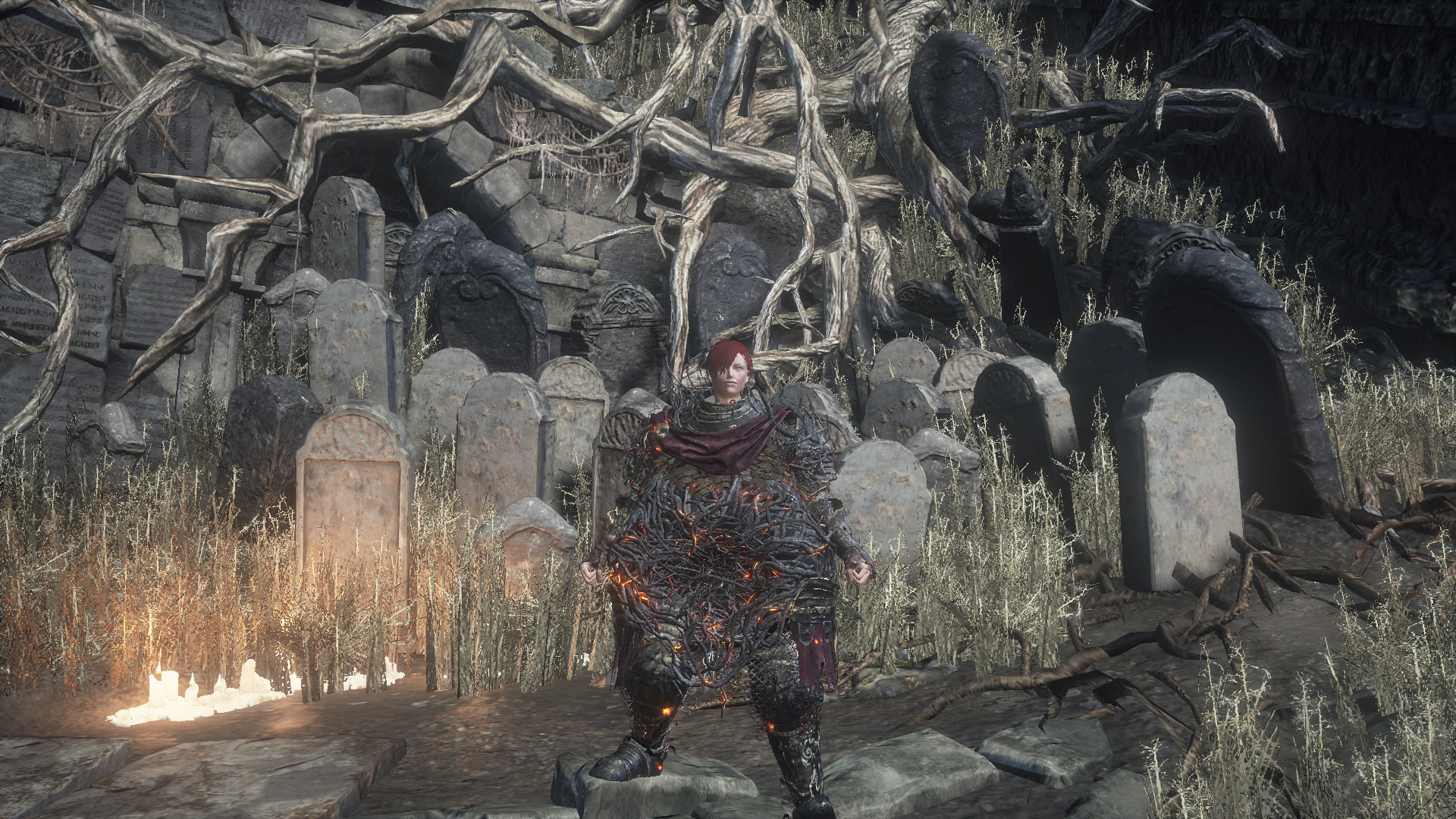 Dark Souls 3 The Ringed City Armor List