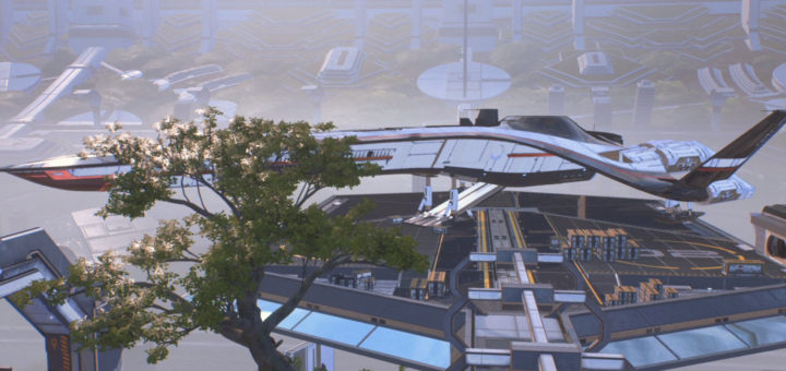 Mass Effect Andromeda Tempest features