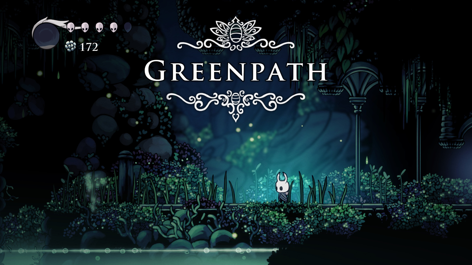 Image result for hollow knight greenpath