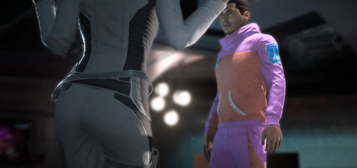 Mass Effect Andromeda Romance Guide