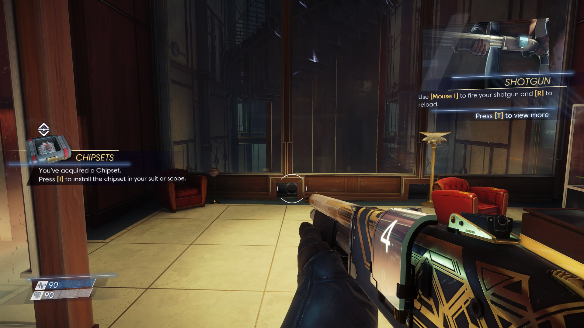 How to Access Prey DLC Items