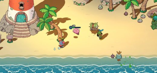 The Swords of Ditto Gameplay Footage