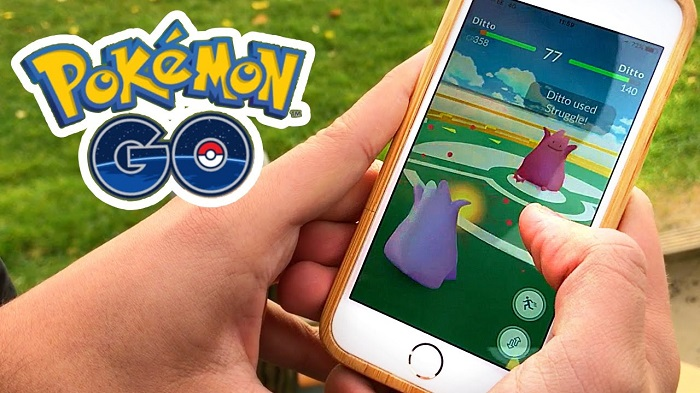 First Substantial Content Update For Pokemon Go Released