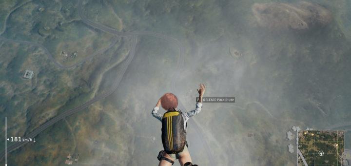 PLAYERUNKNOWN'S BATTLEGROUNDS game controls