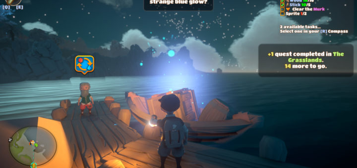 Yonder: The Cloud Catcher Chronicles Sprites