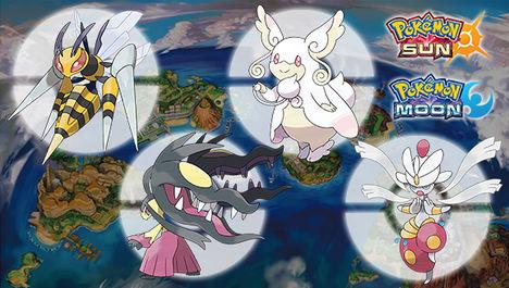 Mystery Gift Codes - Pokemon Sun and Moon