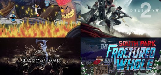 10 Games To Get Excited For This Fall