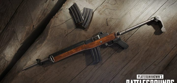 New Weapon Coming to PlayerUnknown's Battlegrounds