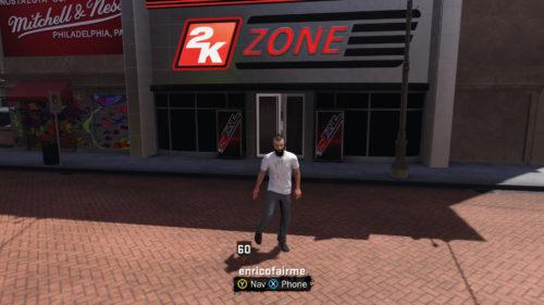 NBA 2K18 2K Zone