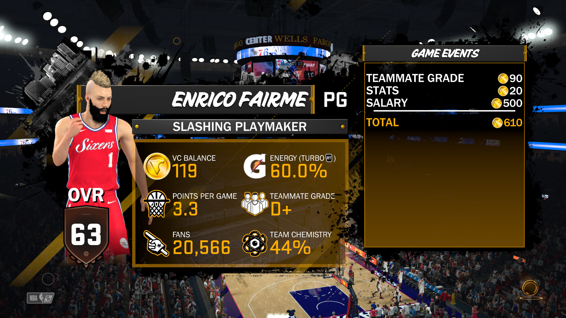 09116161f86 Like previous games in the NBA 2K series