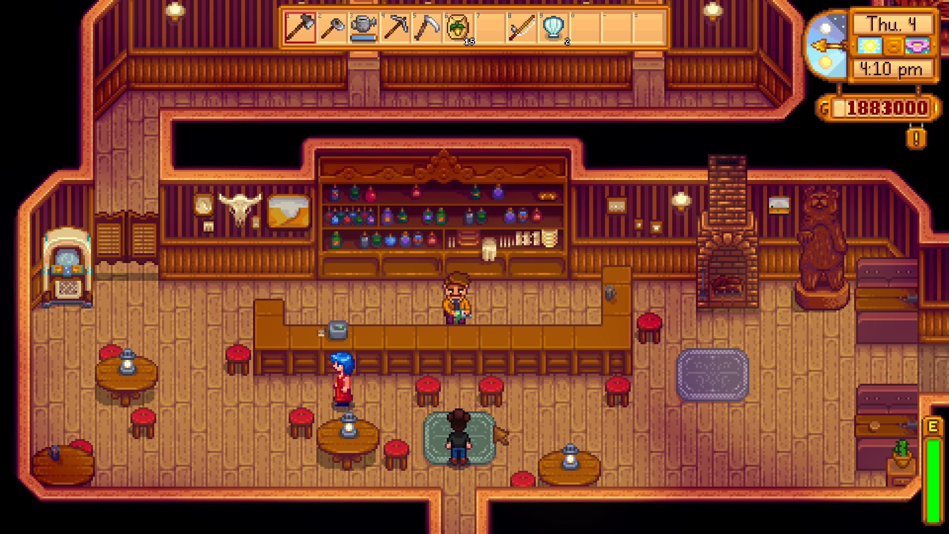 How to Romance Emily in Stardew Valley