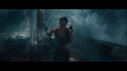 New Tomb Raider Movie Trailer