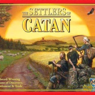 The Settlers of Catan movie adaptation