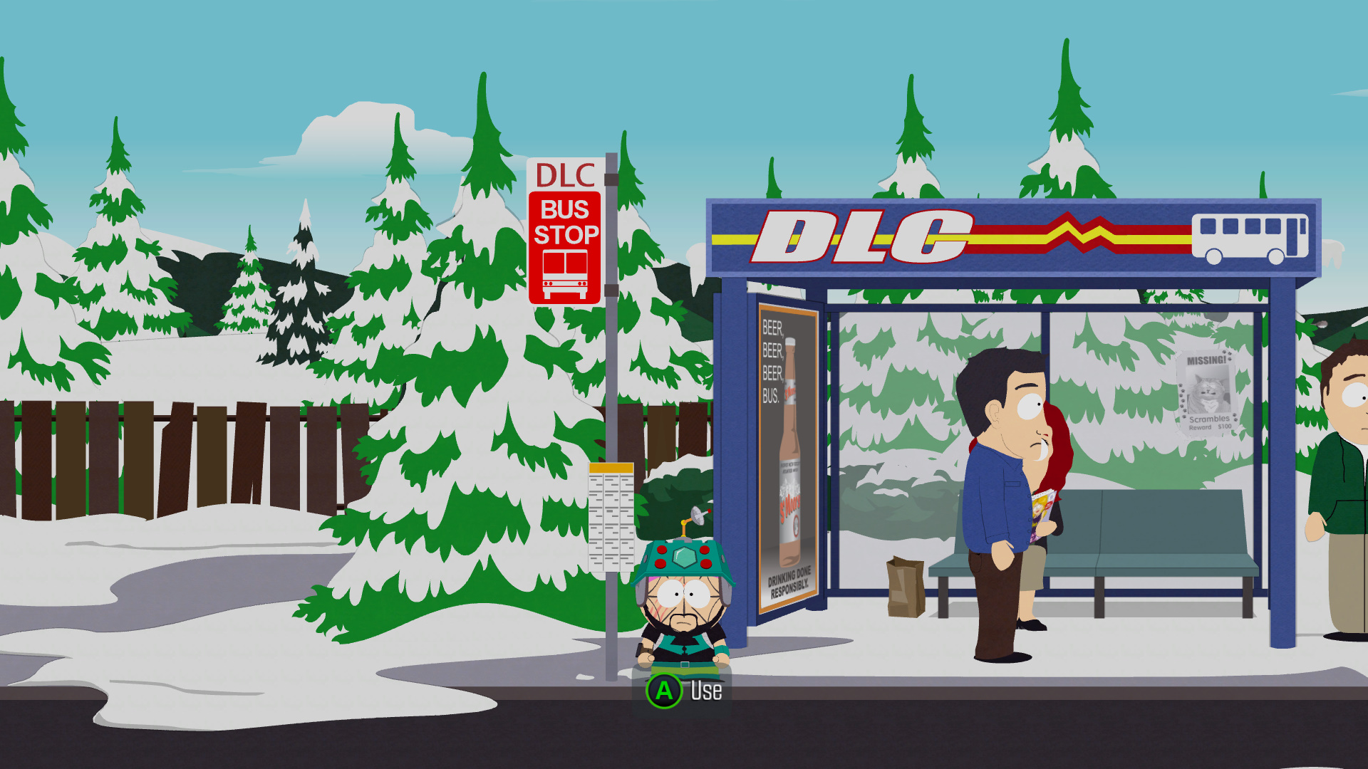 From Dusk Till Casa Bonita Guide - South Park The Fractured