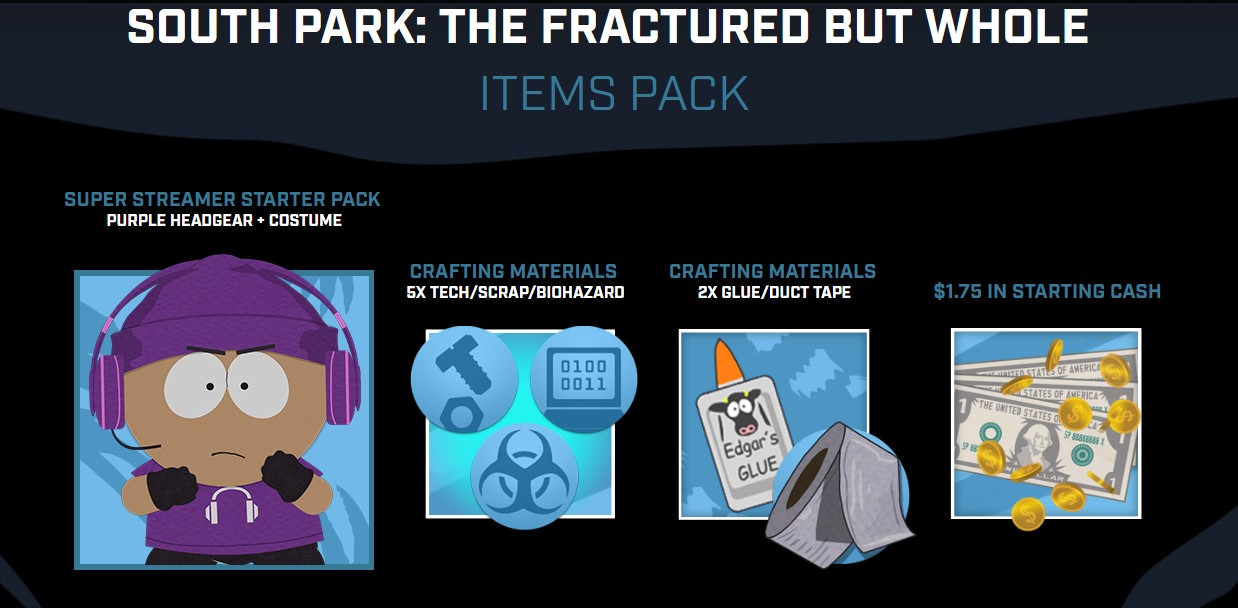 How To Access South Park: The Fractured But Whole DLC