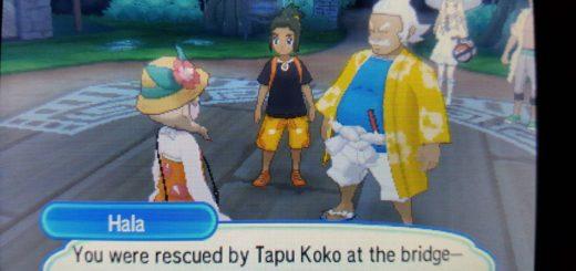 Pokemon Ultra Sun and Moon Trainer Battles