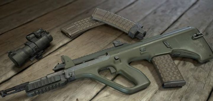 Two New Weapons for PlayerUnknown's Battlegrounds