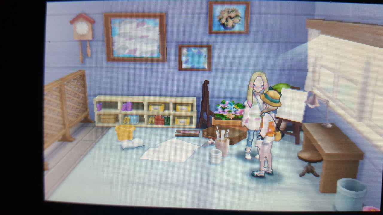 Pokemon Ultra Sun and Ultra Moon Mina Trial Guide
