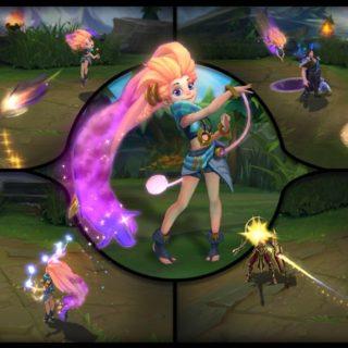 Zoe abilities
