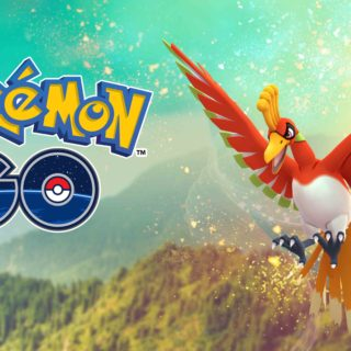 Ho-Oh Added to Pokemon Go
