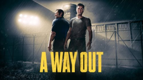 Image of A Way Out logo