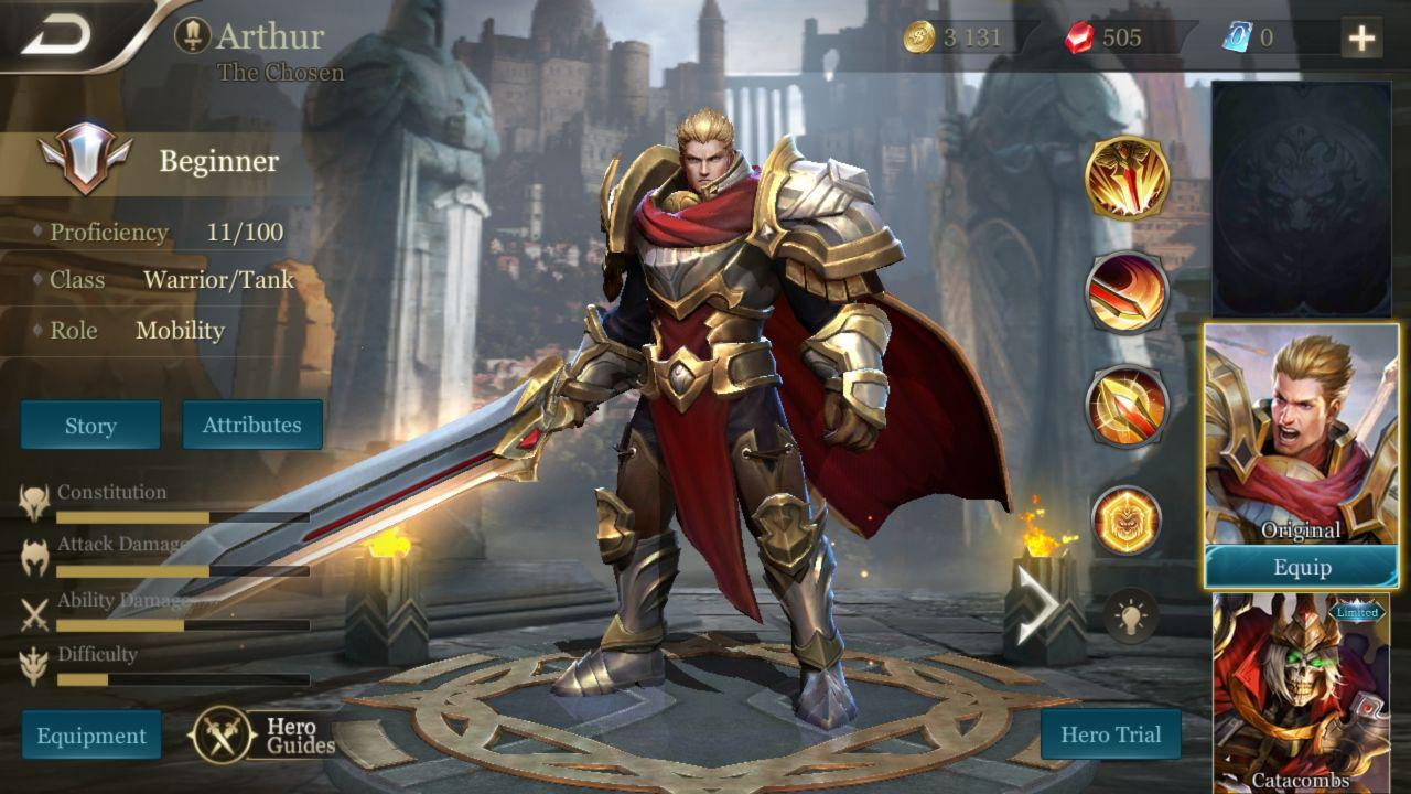 5 Beginner Friendly Heroes in Arena of Valor