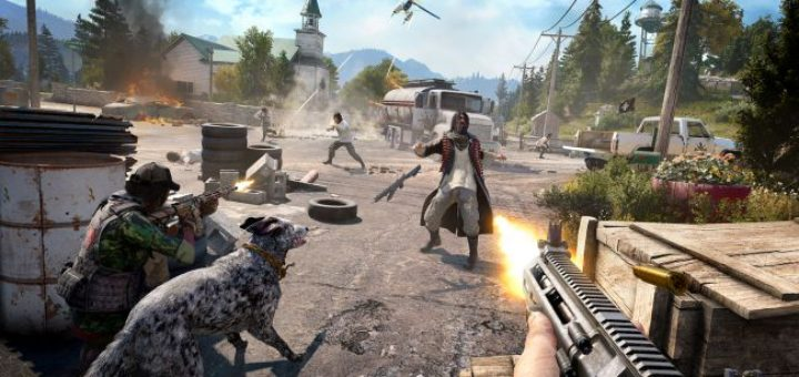 Far Cry 5 PC requirements