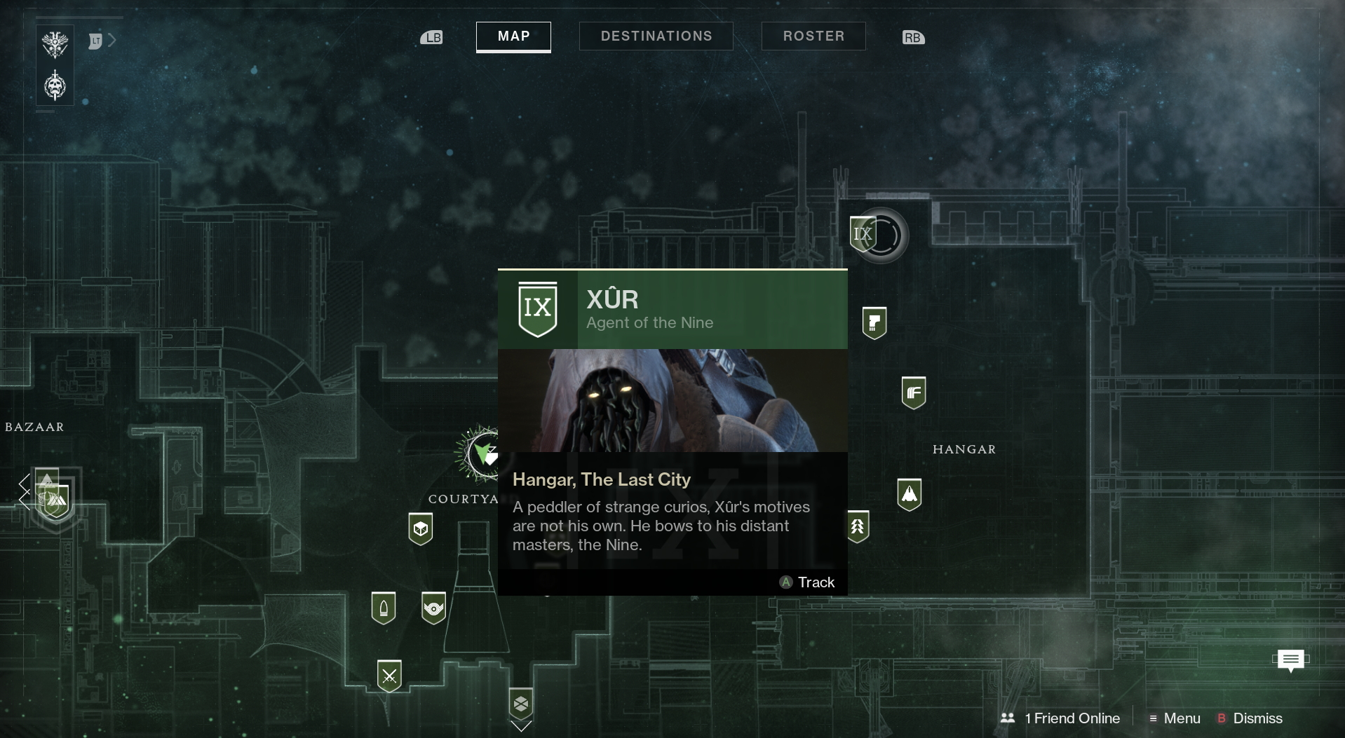 Destiny 2 Xur Guide - Where To Find Xur And What is He