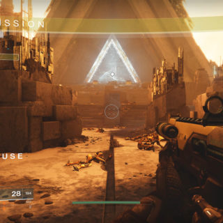 Destiny 2 Curse of Osiris Beyond Infinity Quest