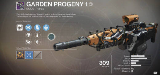 Prophecy Weapon
