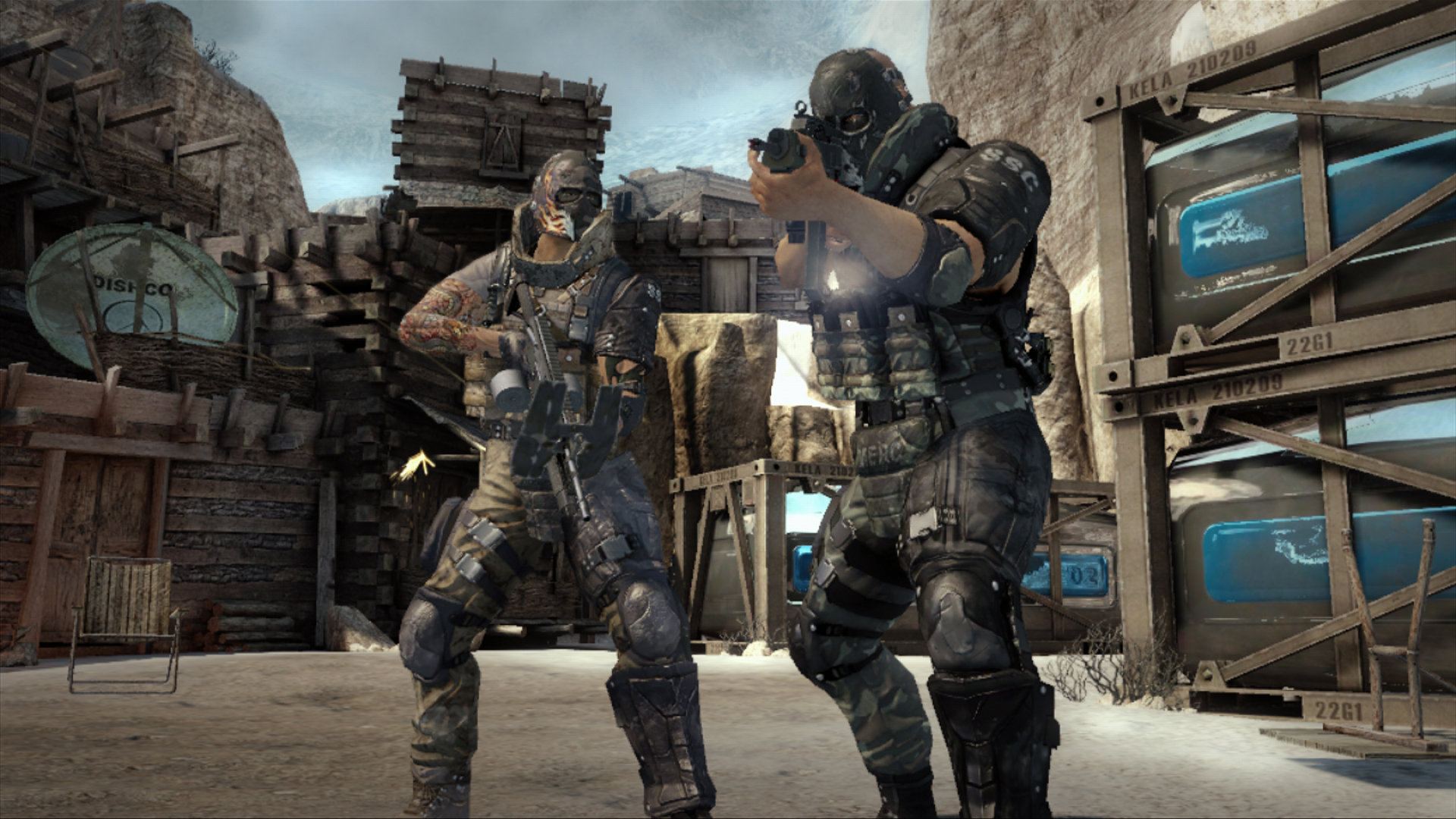 Image result for army of two ps3