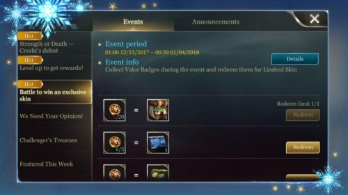 How to Unlock Arthur's Catacomb Skin in Arena of Valor