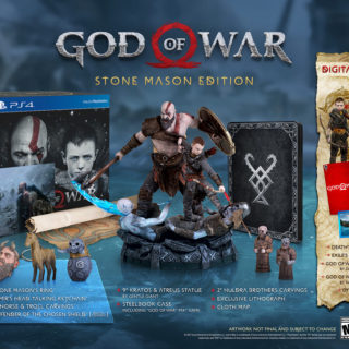 God of War preorder bonuses