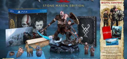 God of War preorder bonuses