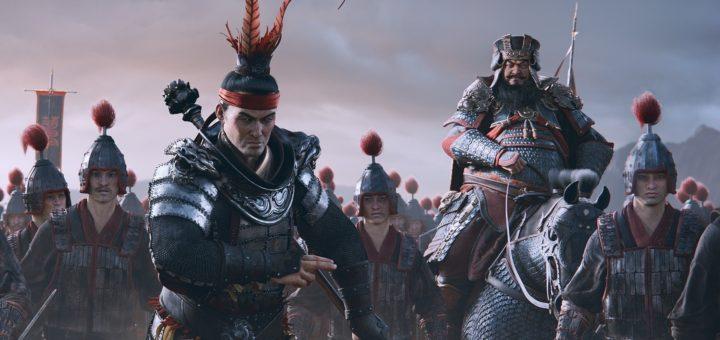 total war: three kingdoms annouced