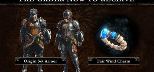 How to access Monster Hunter World preorder bonuses