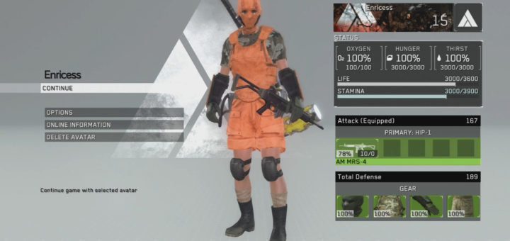 How to Change Equipment Color in Metal Gear Survive