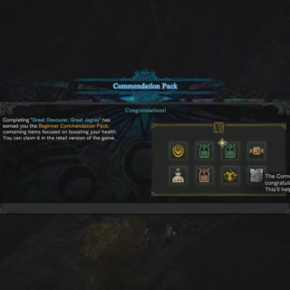 How to Access Monster Hunter World Beta Reward Items