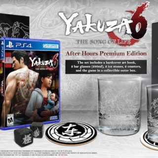 Yakuza 6: The Song of Life's Preorder Bonuses
