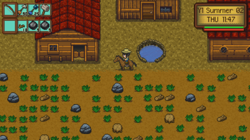 Screenshot from Gleaner Heights