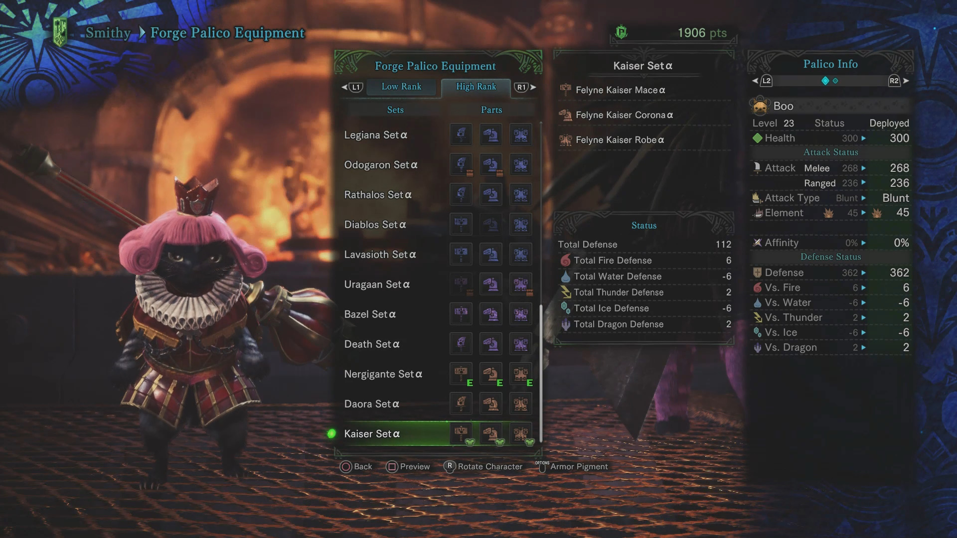 Teostra Guide: Monster Weakness, Carves & Rewards, Armor