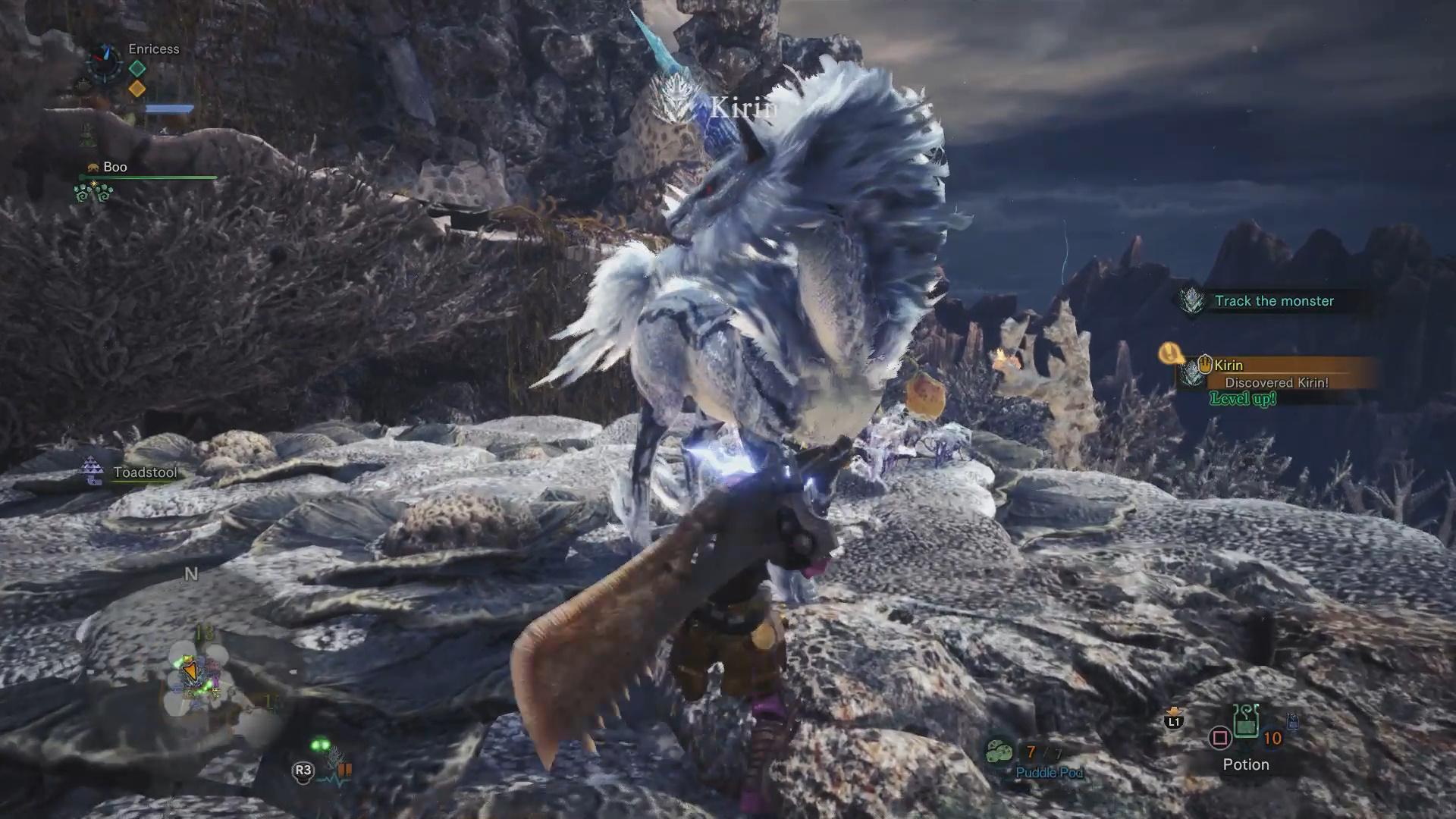 Kirin Guide: Monster Weakness, Carves & Rewards, Armor Sets