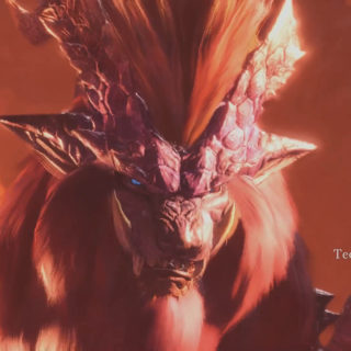 Featured image on Teostra Guide - It is part of the Elder Dragons