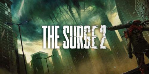 Image of The Surge 2 logo